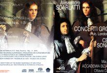 [古典音乐]Alessandro Scarlatti - Concerti grossi, Cello sonatas - Accademea