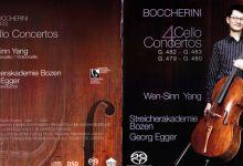 [古典音乐]Boccherini - Four Cello Concertos - Georg Egger, Wen-Sinn Yang