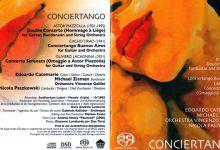 [古典音乐]Conciertango - Piazzolla, Tirao百度网盘免费下载
