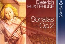 [古典音乐]Dietrich Buxtehude - Sonatas Op.2. L'Estravagante (ARTS.2008)