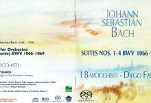 [古典音乐]J.S Bach - Suites Nos. 1-4 Diego Fasolis - I Barocchisti. (ARTS.2006)