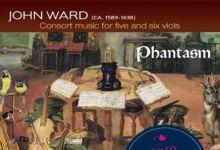 [古典音乐]John Ward - Consort music for 5 & 6 viols - Phantasm (Linn.2009)