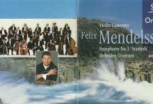 [古典音乐]Mendelssohn - Violin Concerto & Symphony No. 3