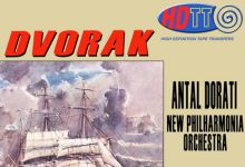 [古典音乐]安东·利奥波德·德沃夏克/Antonin Leopold Dvorak 4CD FLAC