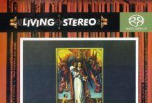 [古典音乐]白辽士 - 安魂曲 孟许(指挥)波士顿交响乐团 安赫丽丝(女高音)(双碟)1959  DSD DFF